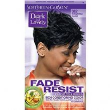 Dark and Lovely Fade Resist Rich Conditioning Color -  Midnight Blue